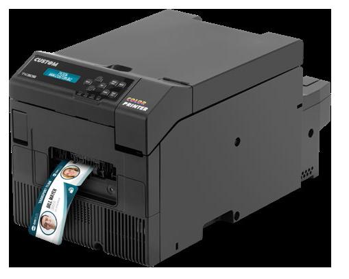 TK306 цветен принтер