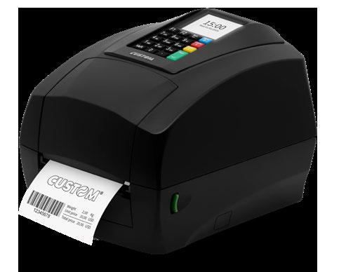 D4 етикетен принтер