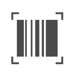Баркод скенер- икона