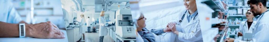 Болници, лаборатории, аптеки