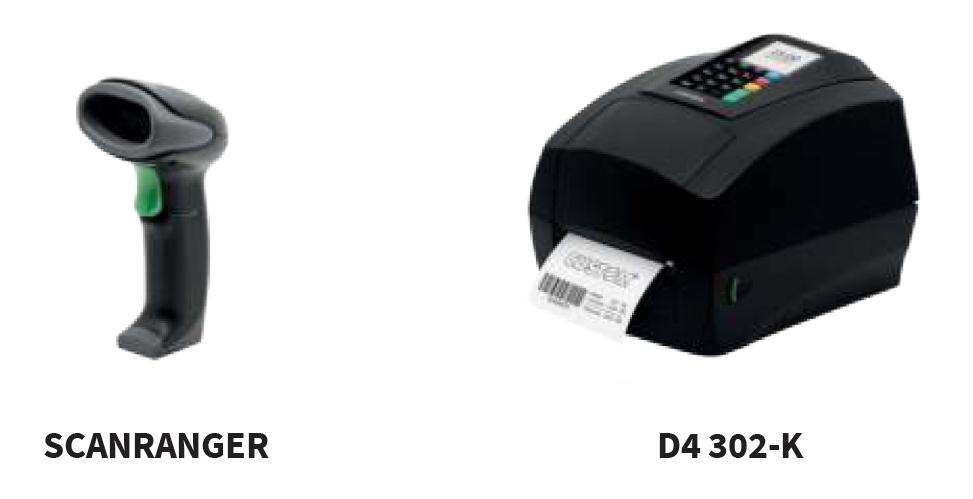 Баркод скенер и баркод принтер