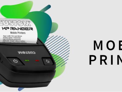 Мобилен принтер MP Ranger на Custom