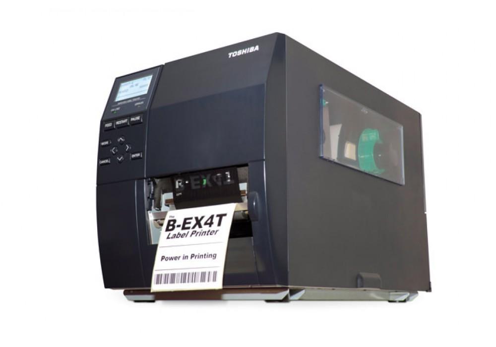 Индустриален принтер с RFID B-EX4T