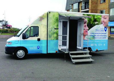 Мобилна клиника - автомобил