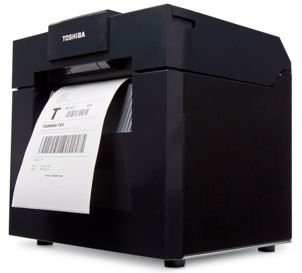 Двустранен етикетен принтер DB-EA4D