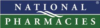 National Pharmacies лого