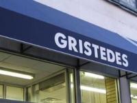 Табела на магазин Gristades в Манхатън
