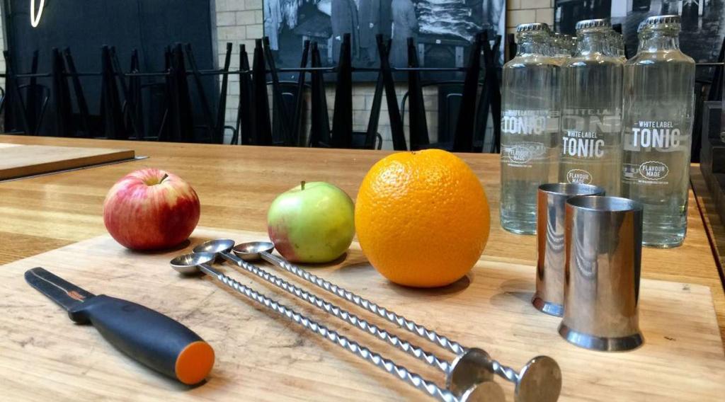 Тоник на Flavour Ventures, поизводител на лимонади и напитки с различни вкусове