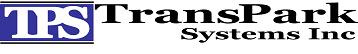 Лого на TransPark, компания занимаваща се с управление на паркинги