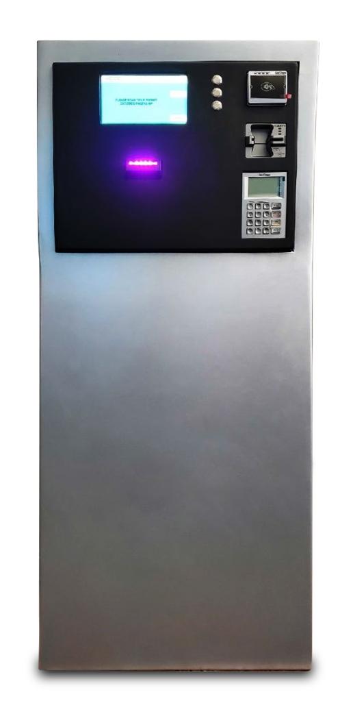 Машина за билети в паркинг с киоск принтер PPEvo54