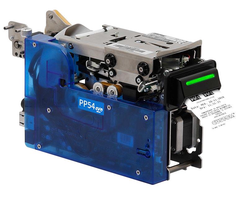 Киоск принтер PPEvo54