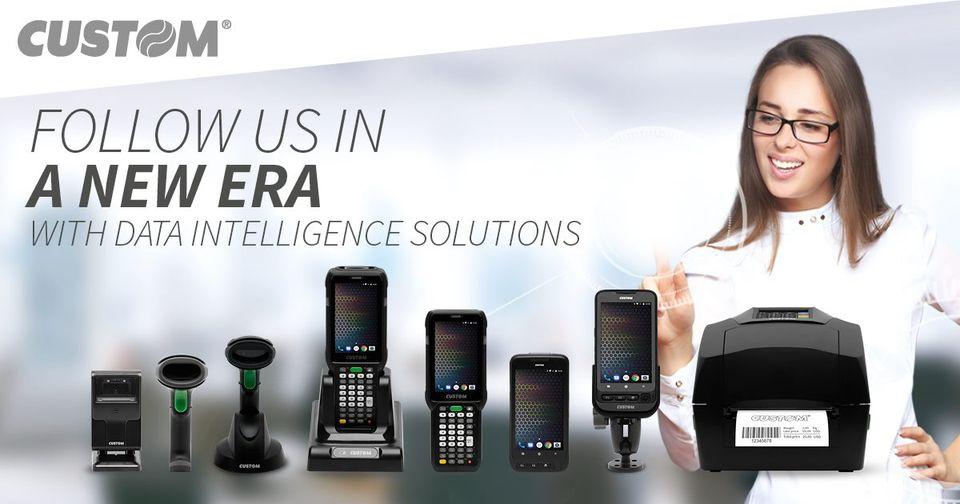 Data Intelligence продукти на Custom